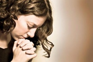 woman-praying