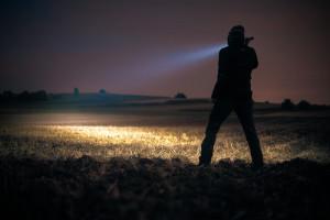 Night-Scavenger-Hunt-Flashlight-Search-Outside